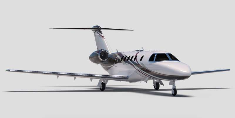 Textron Aviation präsentiert neue Citation CJ4 Gen2