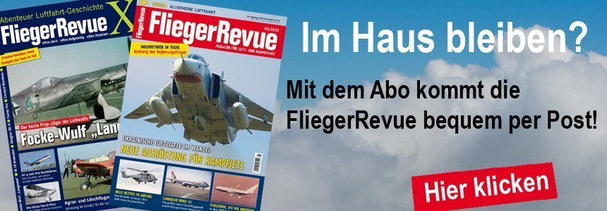 FliegerRevue Abo