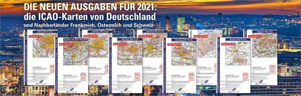 ICAO Karten 2021